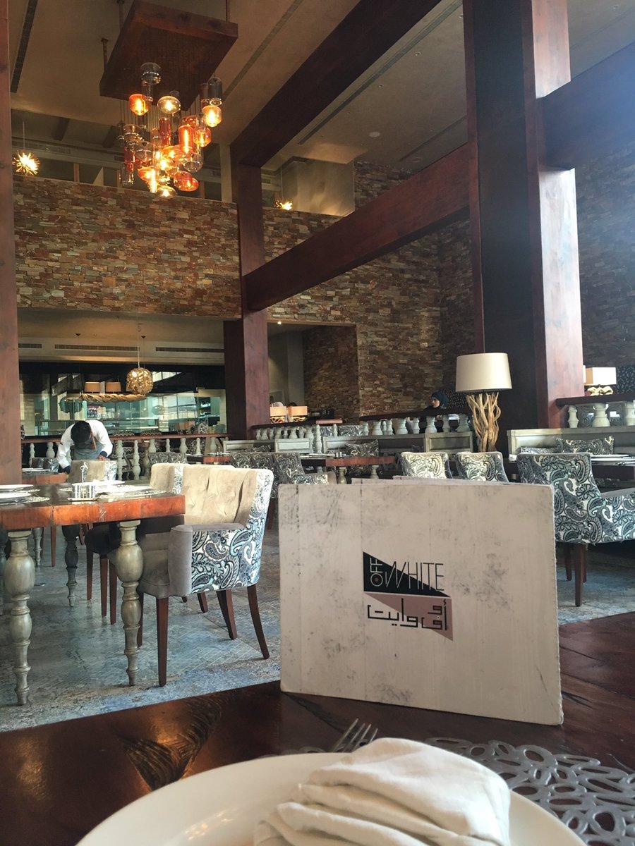 متذوقة على تويتر زيارتي امس لمطعم اوف وايت لاونج الرياض مخرج 5 Waledotb