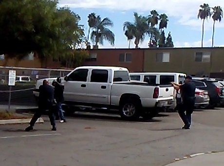 Black man shot by ElCajon police has died. The new images and growing anger - next at 11pm