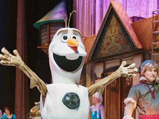 Before Broadway, Disney's Frozen will take on Denver 9newsmornings Woohoo FrozenFever