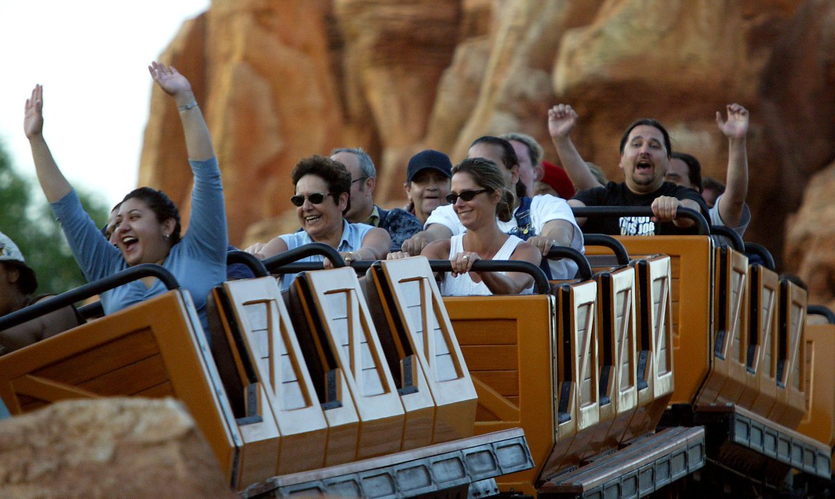 Got kidney stones? Riding a roller coaster could help dislodge them