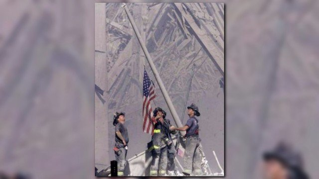 Man who turned in missing 9/11 flag identified