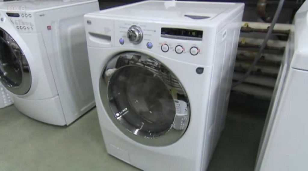 If you own a front-loading washer, you may be owed money