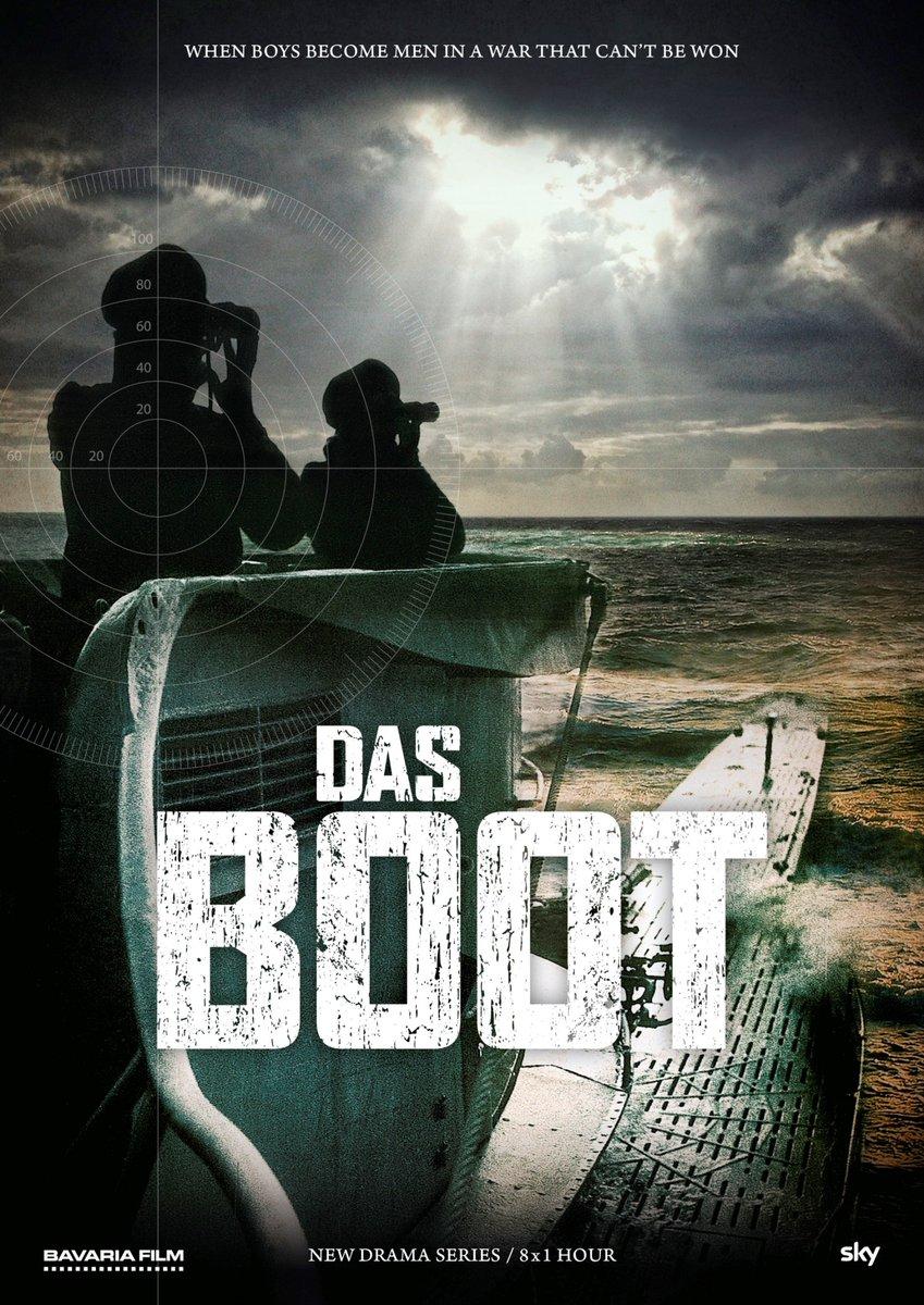 Post -- Das Boot (El submarino) Serie -- ¿De que bando estas? -- 21 de Febrero CtbgdAHWYAAcLZE