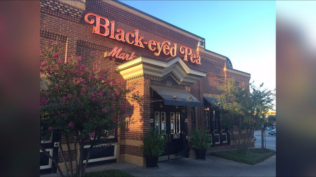 Black-Eyed Pea restaurants abruptly close
