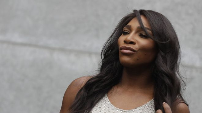Video Instagram: Serena Williams balla il merengue.