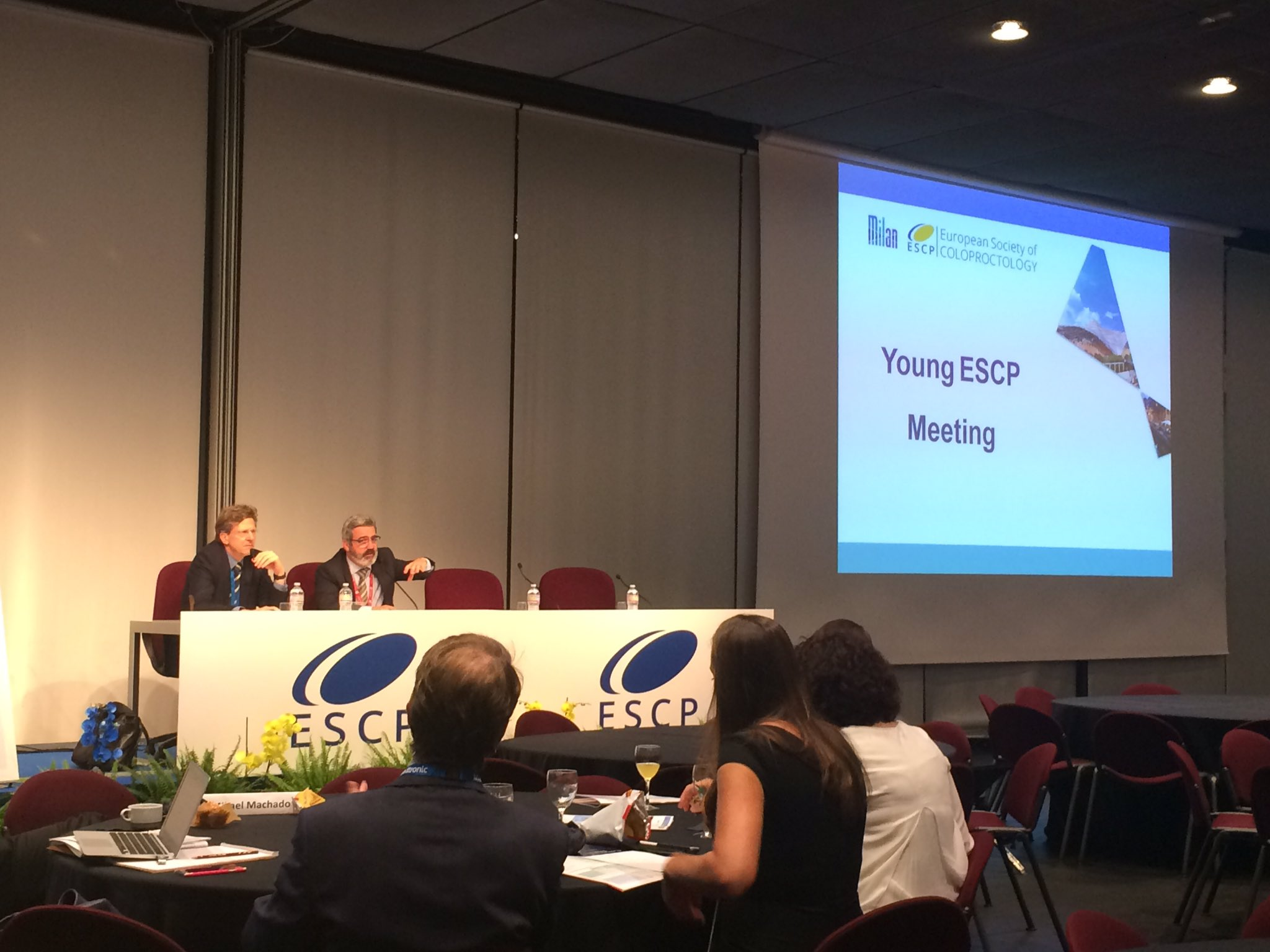 Attending the young ESCP Meeting #escp2016 https://t.co/6lVld4tFS2