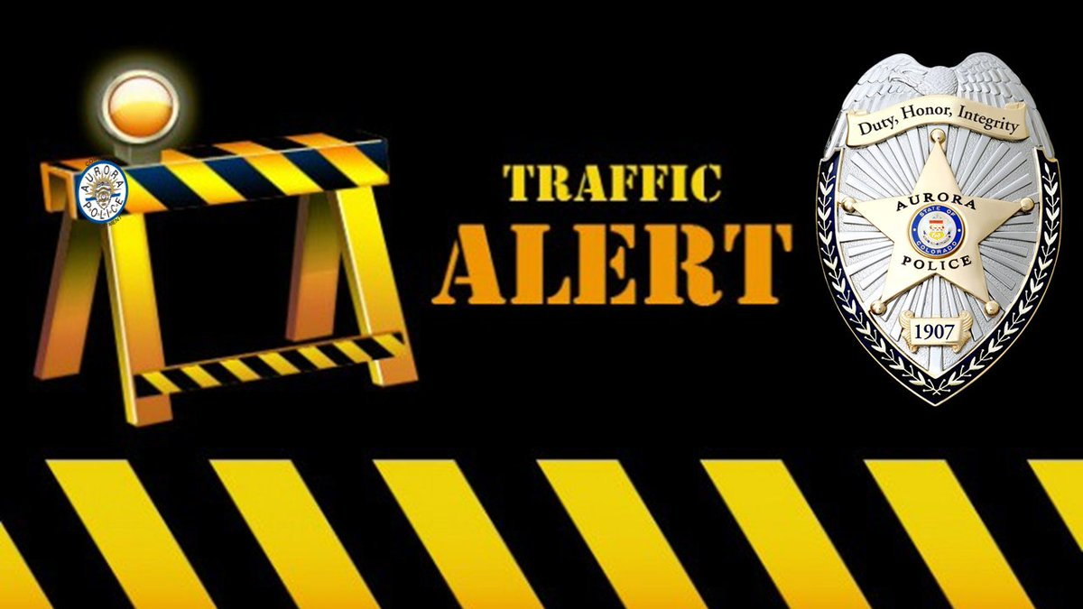 TrafficAlert: WB Mississippi Avenue at Potomac is closed due to a crash investigation. Alternative routes advised.