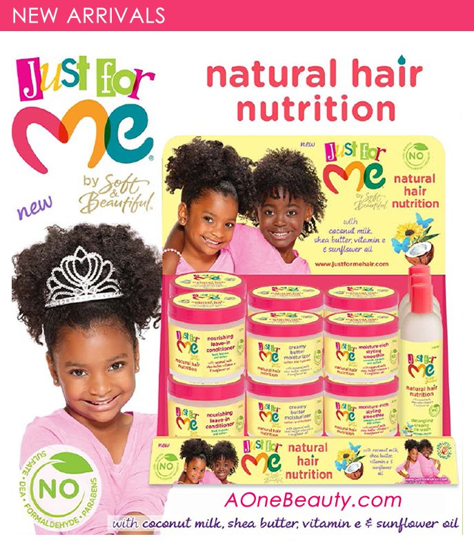 Aonebeauty Com On Twitter New Arrivals Just For Me Natural Hair