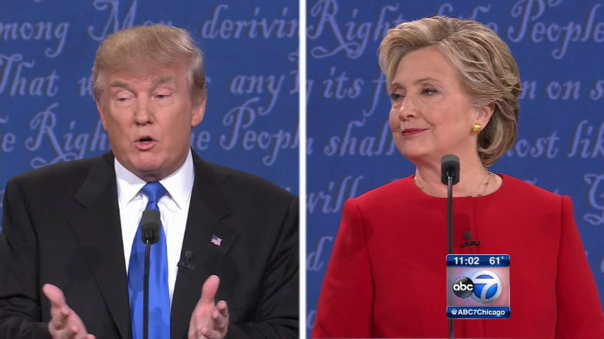 Donald Trump, Hillary Clinton to attend fundraisers in Chicago