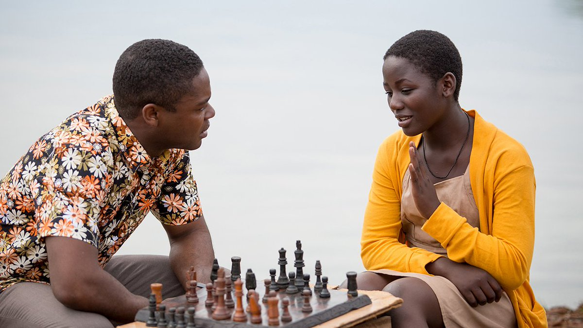 5 reasons why Disney's QueenOfKatwe is a must-watch for our daughters