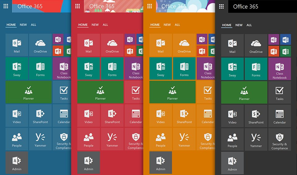 Announcing a new version of the #Office365 App Launcher! #MSIgnite https://t.co/F91EyXYmcL https://t.co/atwciu6qfw