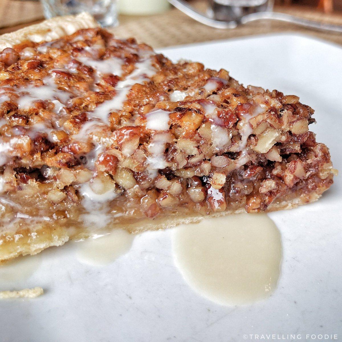 Pecan Pie at Shenandoah National Park, Virginia