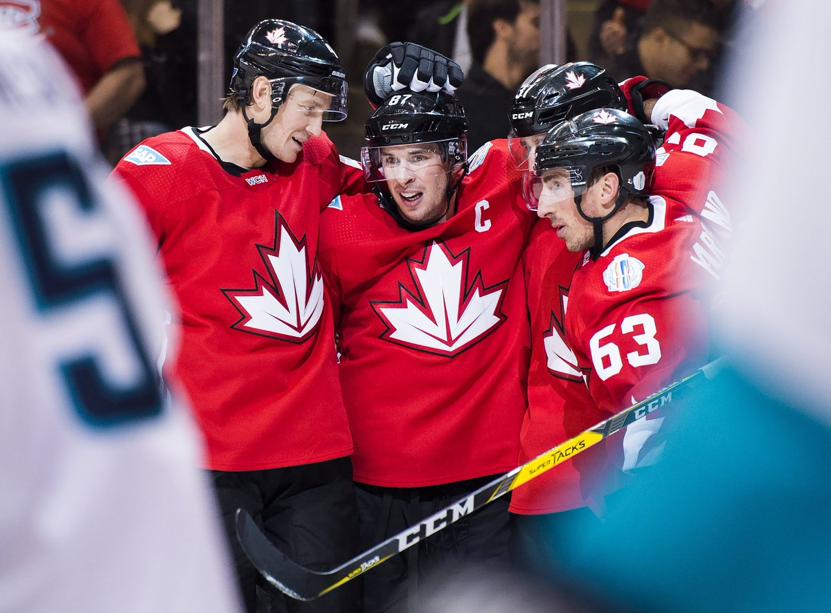 Five things to know about Team Canada's Game 1 win against Europe