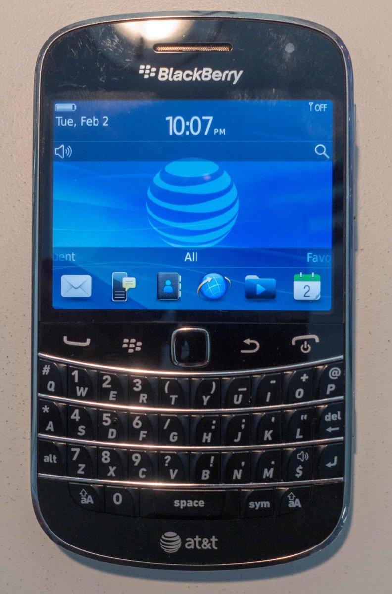 BlackBerry to stop making its smartphones in major strategic shift update