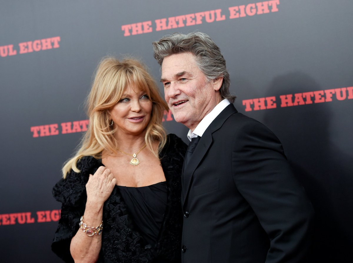 Goldie Hawn says key to romance with Kurt Russell is not being married