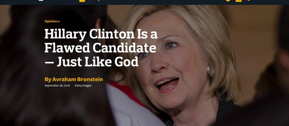 katie halper on twitter hillary clinton is a flawed candidate