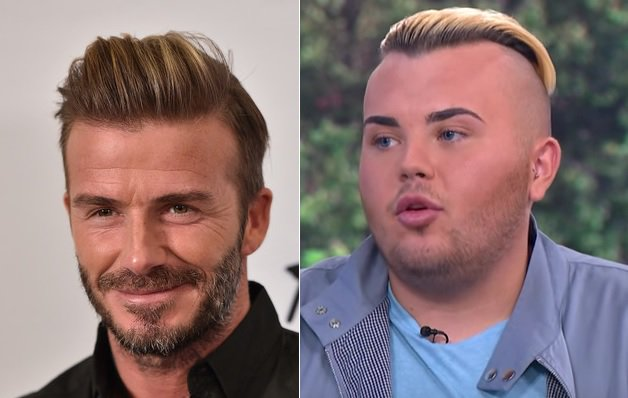 Guy Spent 26 000 On Plastic Surgery To Look Like David
