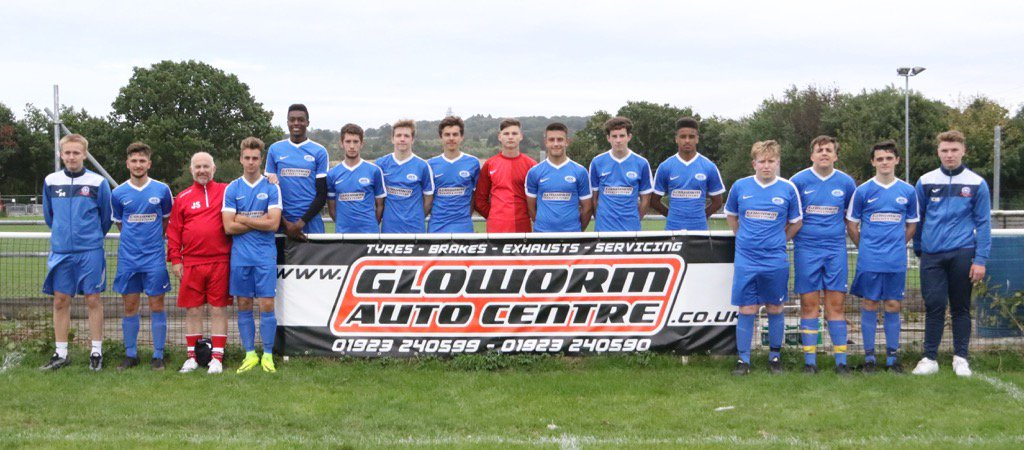 Many thanks to our new Academy Kit Sponsor Gloworm Auto Centre Who's kits got off to a winning start today. https://t.co/pswafEzsux