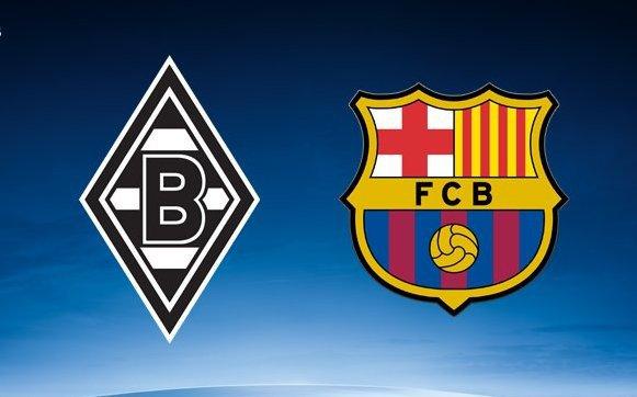 Borussia Moenchengladbach-Barcellona, vedere Video Diretta TV con PC Tablet iPhone OGGI mercoledì 28 settembre 2016