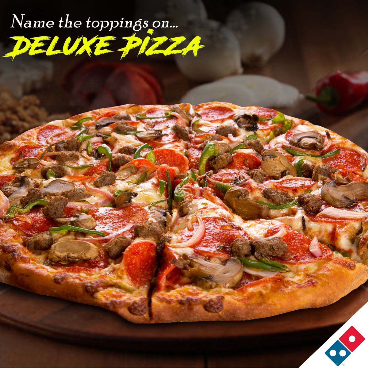Domino S Pizza Ng On Twitter It S Time To Test Your Domino S Pizza
