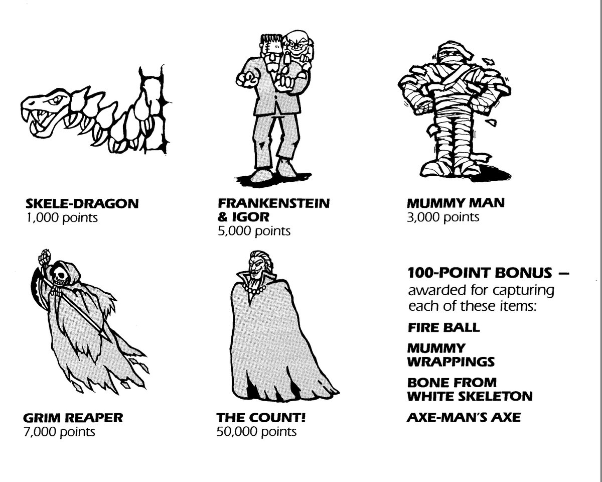 videogameart tidbits on twitter from the instruction booklet rh twitter com Castlevania NES Guide Castlevania NES Box