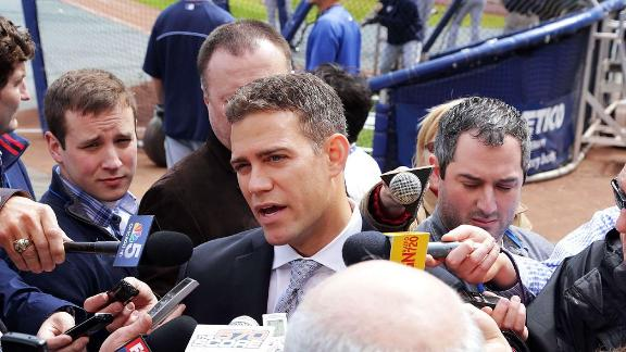 Cubs, Theo Epstein agree to 5-year contract extension