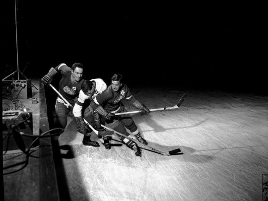 Gray Wings: The 10 oldest living @DetroitRedWings have left a championship legacy