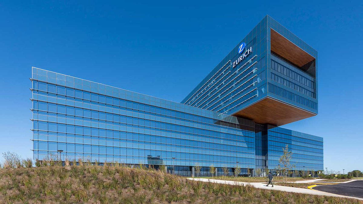 Zurich North American opens new HQ building in Schaumburg