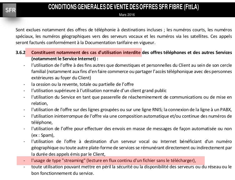 Vivien Gueant On Twitter Neutralite Du Net Sfrcaraibe Interdit L