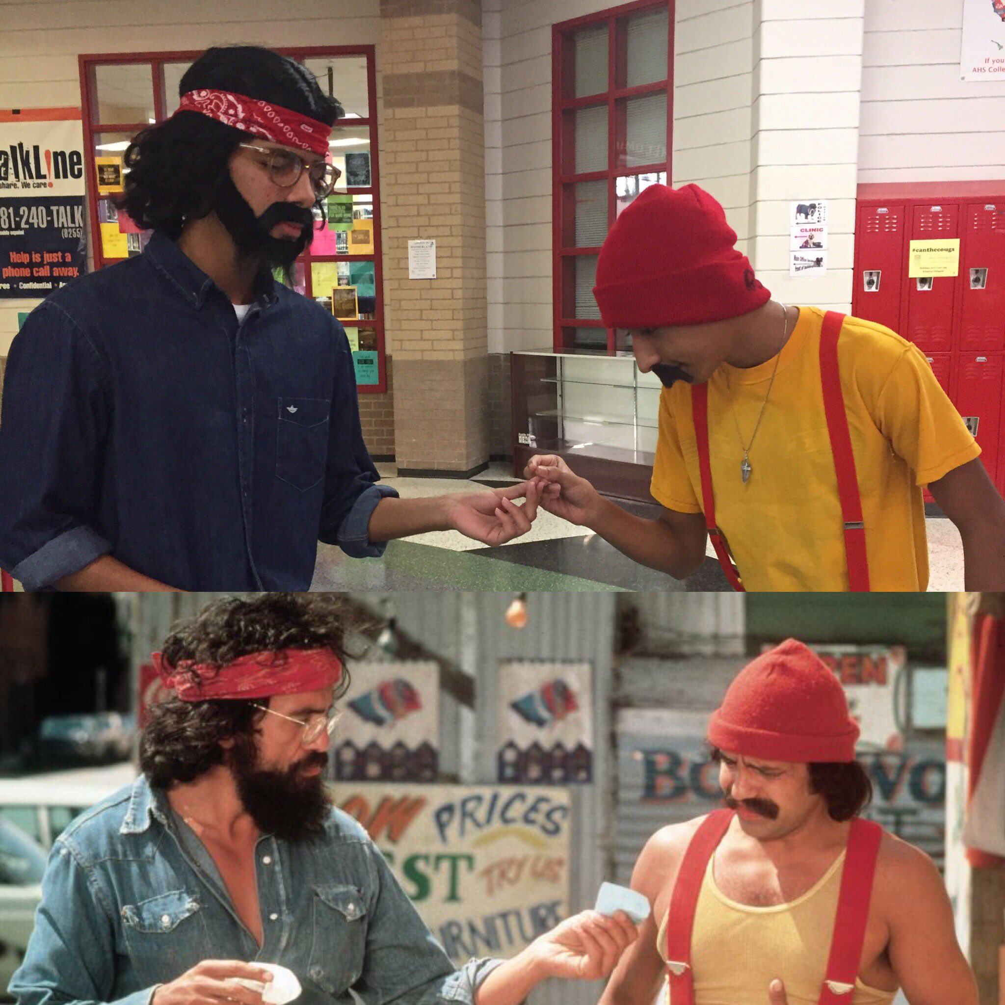 Cheech & Chong Tickets in Blue Lake, CA, United States