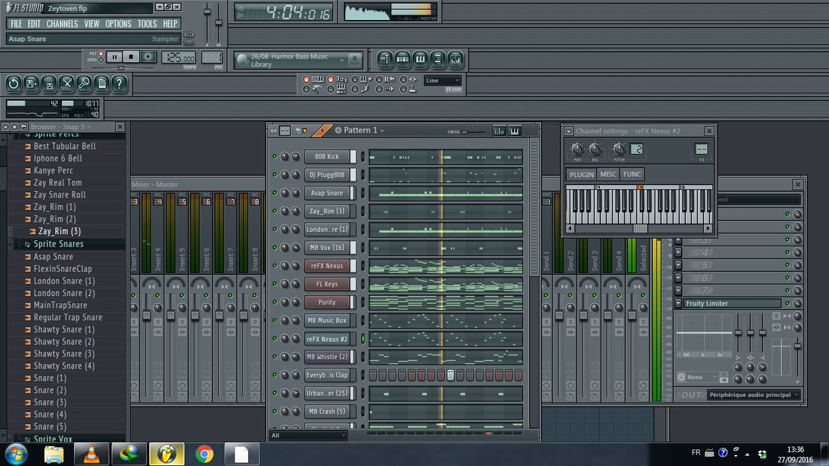 Whistle Fl Studio