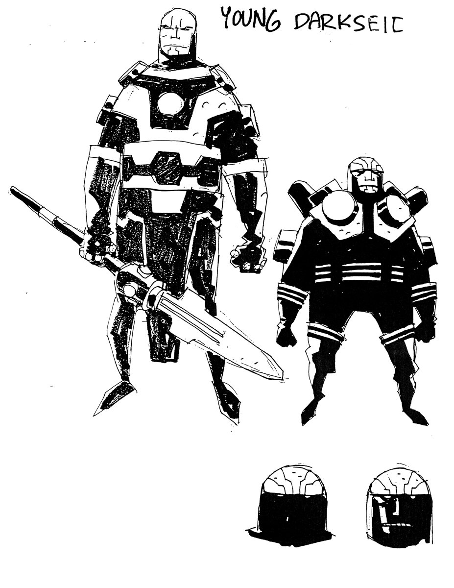 Mike Mignola's concept art for proposed NEW GODS animated movie https://t.co/37QZ9OgPam https://t.co/TM1dHceraM