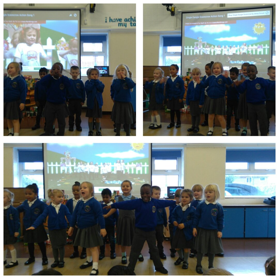 Bowness Primary On Twitter EYFS And Nursery Sang About The Dingly