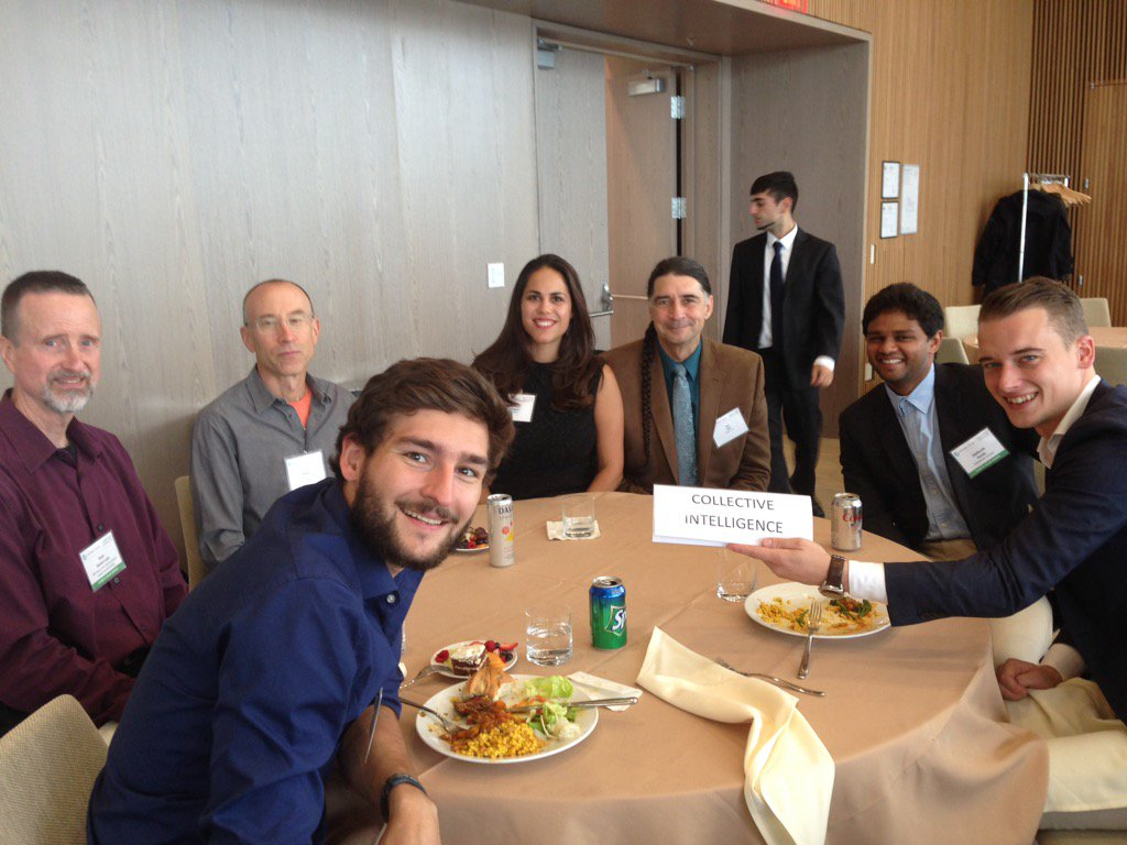 @TreeBanker lunch discussion  #collectiveimpact #hubweek #mitcc16 https://t.co/oDdJrgRYvH