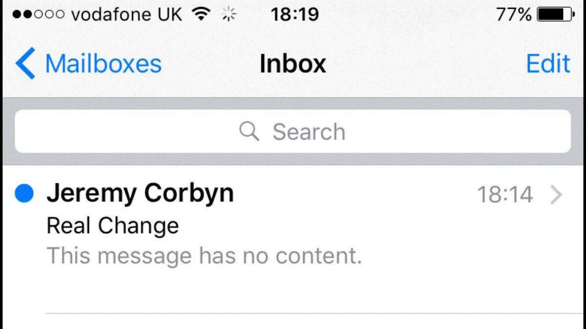 Actual email just received by the other half from the Labour party. *facepalm* https://t.co/HYUyRcDtuW