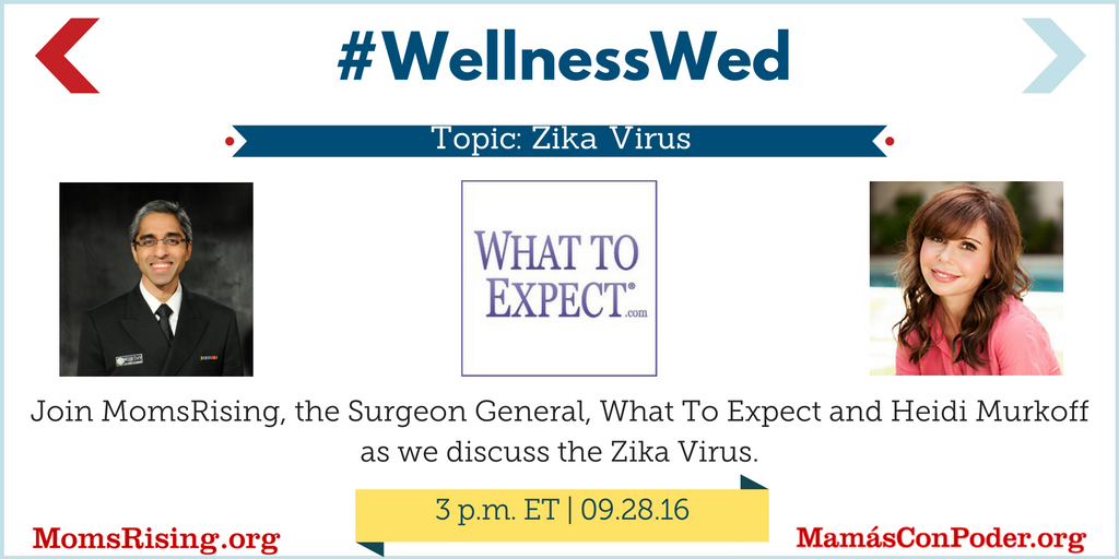 Thumbnail for #WellnessWed: Zika Virus Awareness