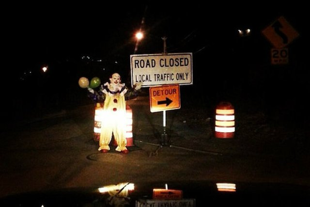 How Long Until The Creepy Clown Epidemic Hits NYC?