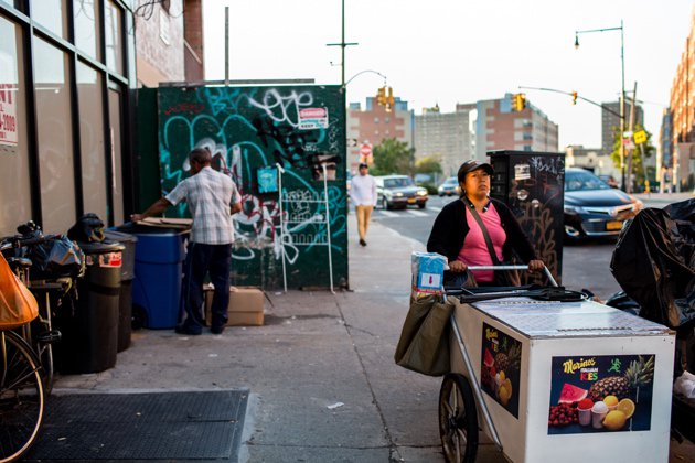 After Williamsburg's Gentrification Began, Bushwick's Was Inevitable