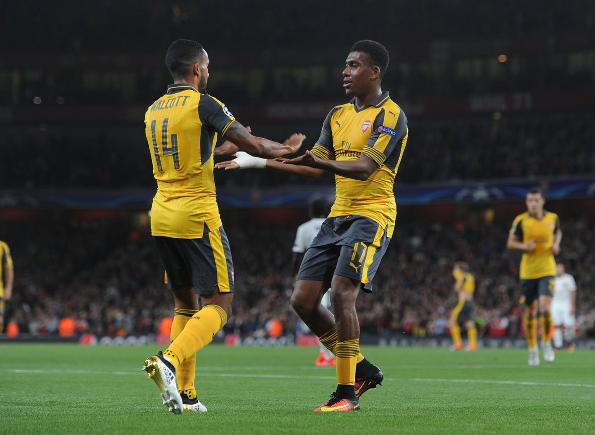 Video: Arsenal one of the favourites for Champions League?