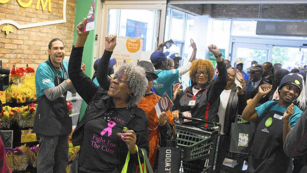 In Englewood, Whole Foods opens to exuberance and optimism