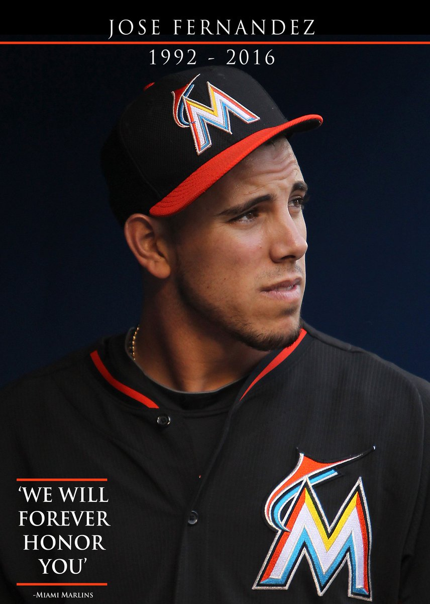 Coming in Thursday's Miami Herald: A Jose Fernandez tribute special section https://t.co/rbac7pPp0p