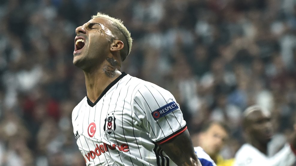 Video: Besiktas vs Dynamo Kyiv