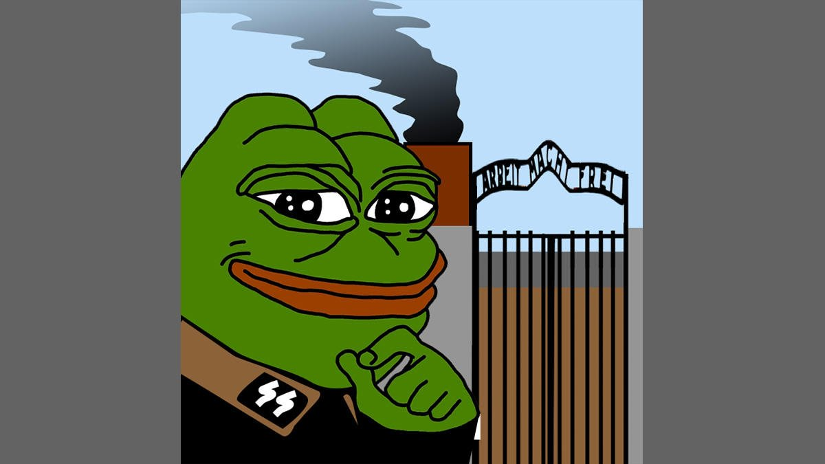 Pepe the Frog declared a hate symbol by the Anti-Defamation League