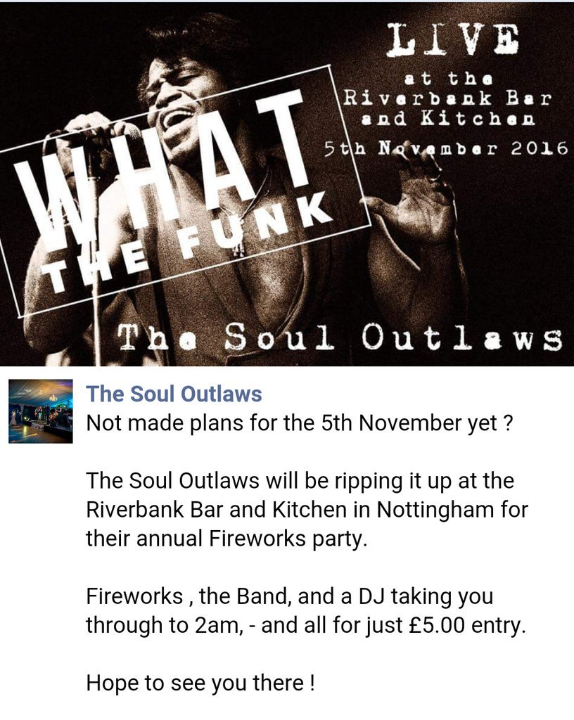 SoulOutlaws hashtag on Twitter
