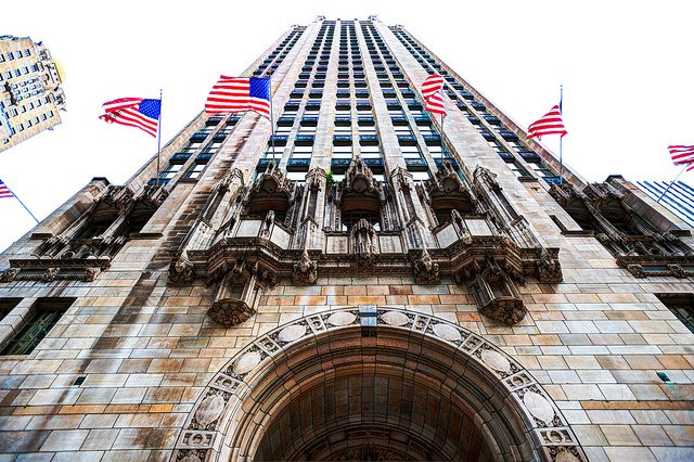 It's Official: The Tribune Tower Has Been Sold For Redevelopment