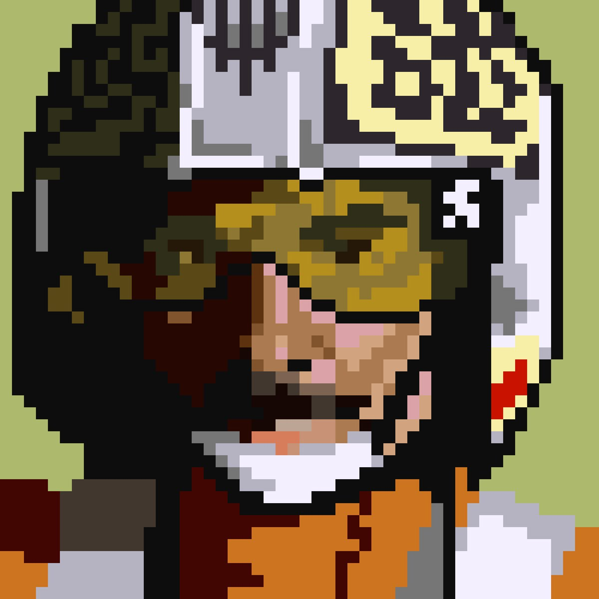 Star Wars Pixel Art on Twitter: