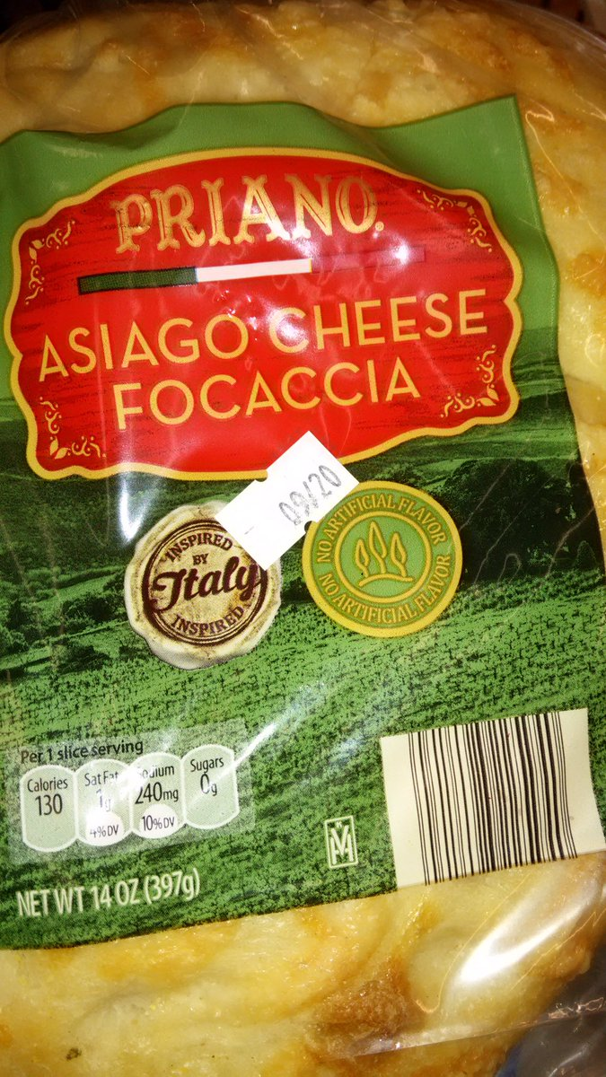 Kvh kosher on twitter kashrusalert prinano brand asiago cheese kvh kosher on twitter kashrusalert prinano brand asiago cheese focaccia aldiusa is missing dairy designation it is obviously dairy corrective action buycottarizona
