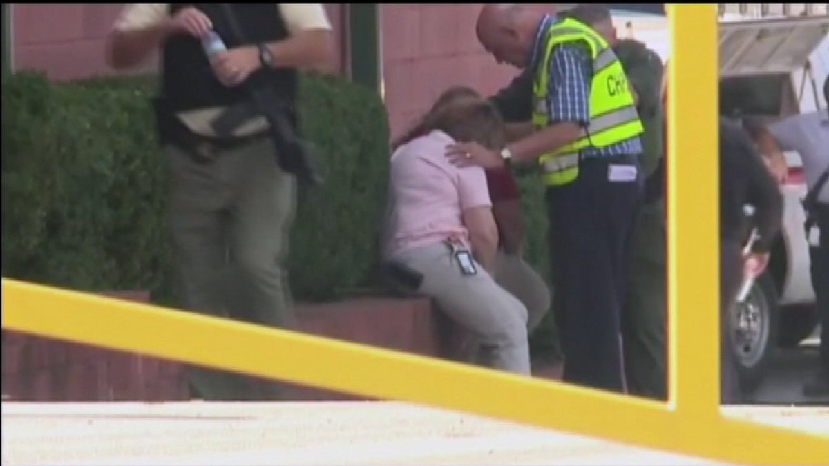 Authorities say SC school shooter killed father before rampage