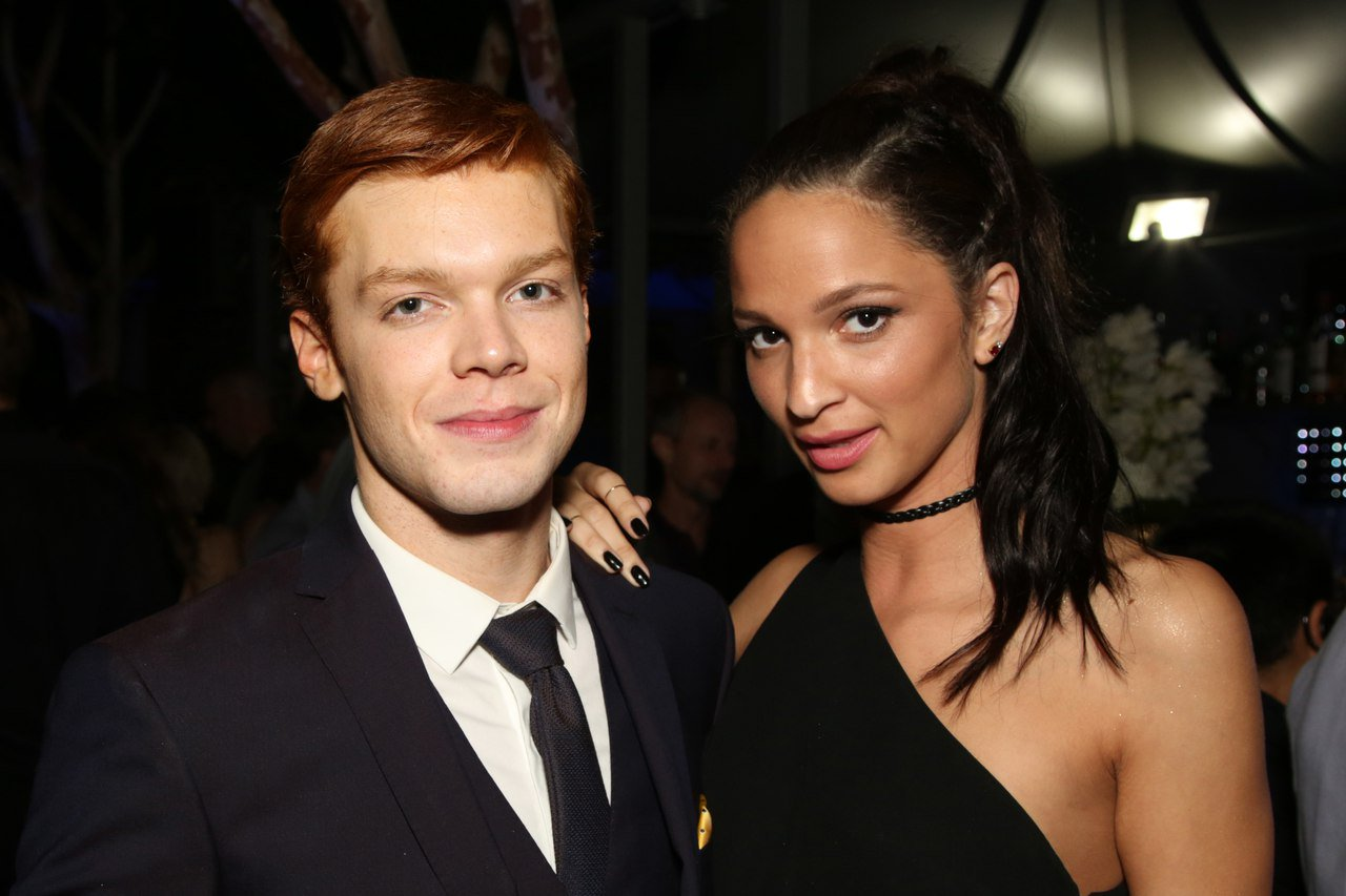 Boyfriend and girlfriend couple: Cameron Monaghan and Ruby Modine