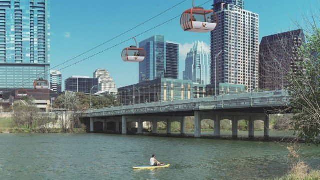 CTRMA agrees to join cable car study